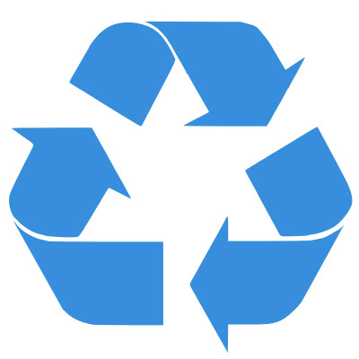 recycle blue - /signs_symbol/ecology/recycle_blue.png.html