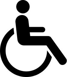 wheelchair accessible 2 - /signs_symbol/handicap ...