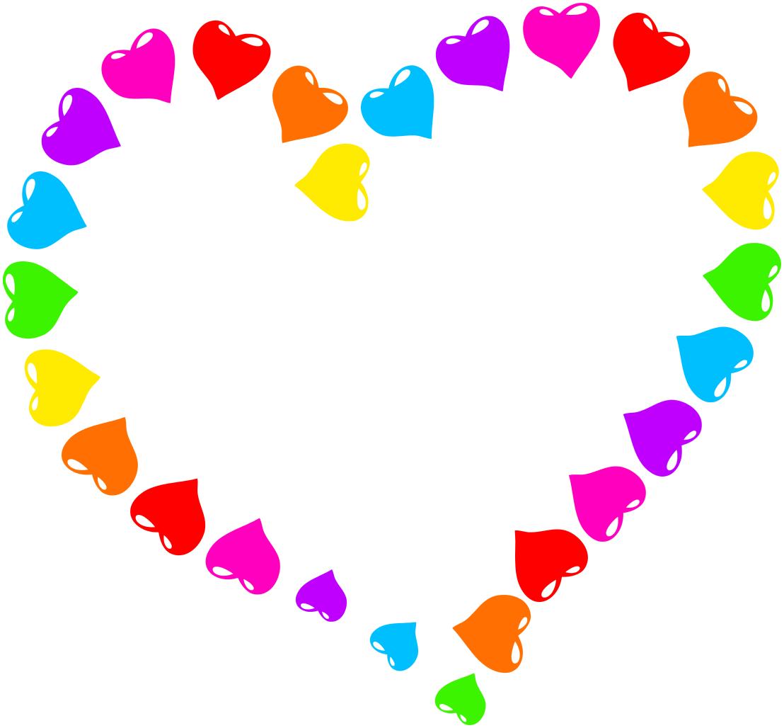 Rainbow Heart - /signs_symbol/love/hearts/Rainbow_Heart.png.html