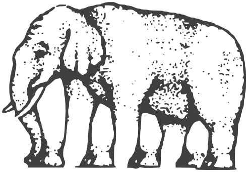 Elephant_legs_illusion.png on Transparent Legs