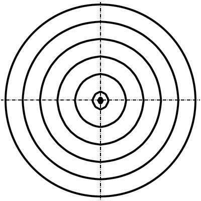 target large bw signs symbol targets target large bw png html