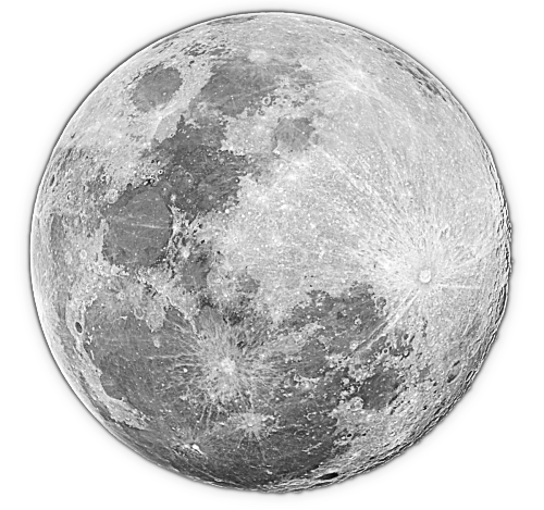 Pics Photos - Full Moon Fun Clip Art