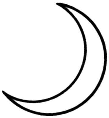 Moon Png crescent moon - /space/moon/moon_phases/crescent_moon ...