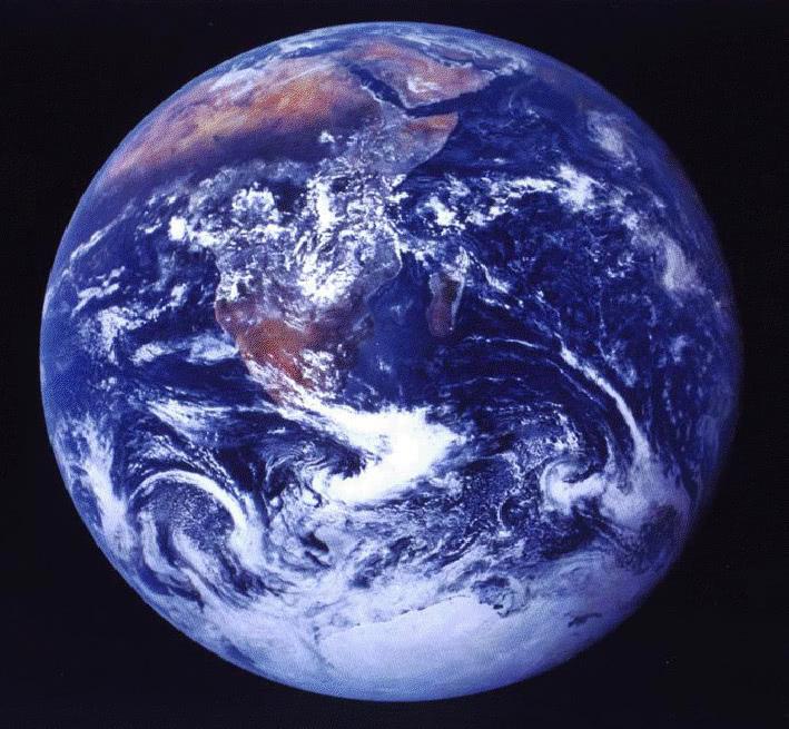 Roaring earth