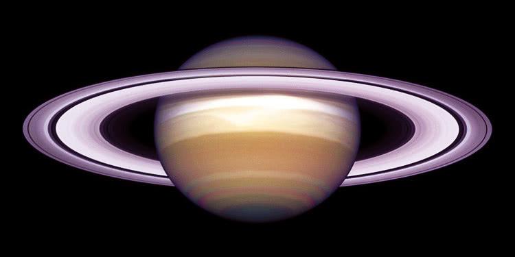 Saturn Hubble - /space/solar_system/Saturn/Saturn_Hubble ...