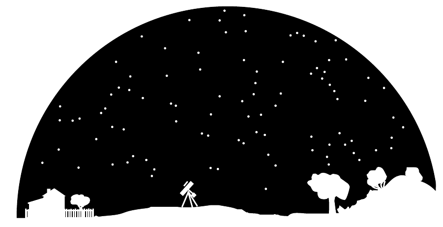 Astronomy Clip Art Black and White (page 2) - Pics about space