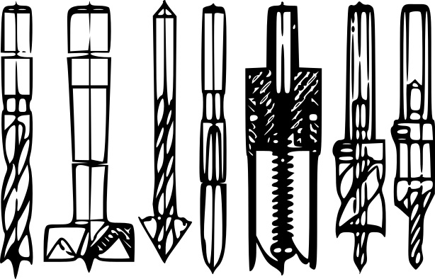 drill bits 2 - /tools/drill/other_drills/drill_bits_2.png.html