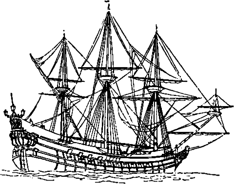 sailing ship 1