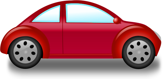 Red Racing Car Clipart Red Beetle Car Clipart