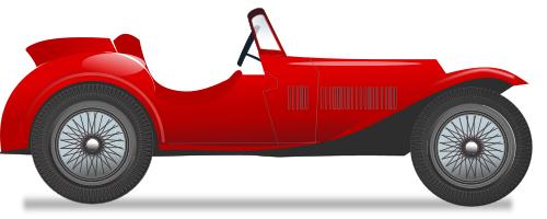 Vintage Race Car Crashes on Devour.com