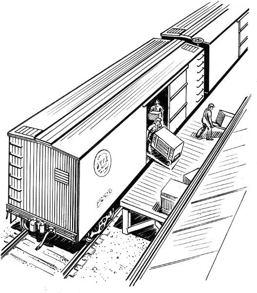 lionel train coloring pages - photo#22