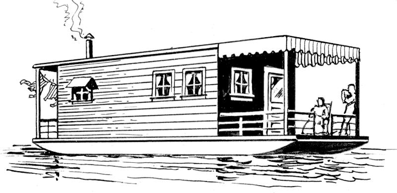 houseboat 2 - /travel/sea_travel/houseboat_2.png.html