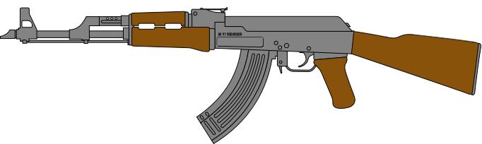 AK 47 rifle - /weapons/guns/ak47/AK_47_rifle.png.html