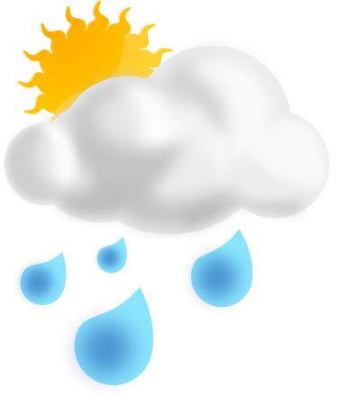 Rain Showers Weather