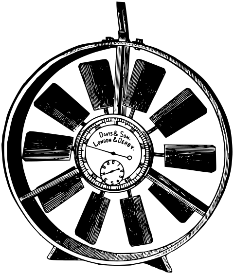 anemometer clip art - photo #5