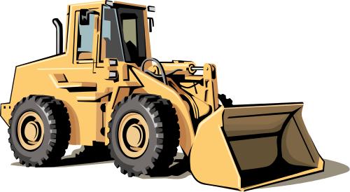 Bulldozer Clipart Bulldozer clip art