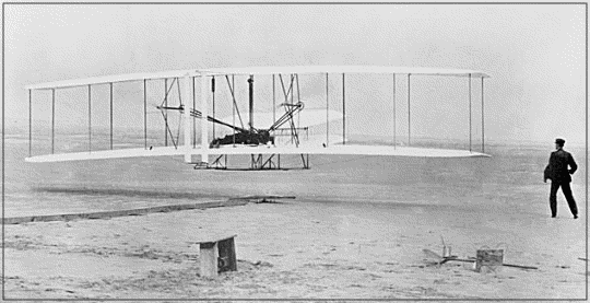 wright brothers first flight 1903